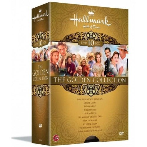 Hallmark - Top 10 Golden Collection