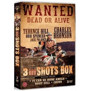 3 Shots Box- Western Edition