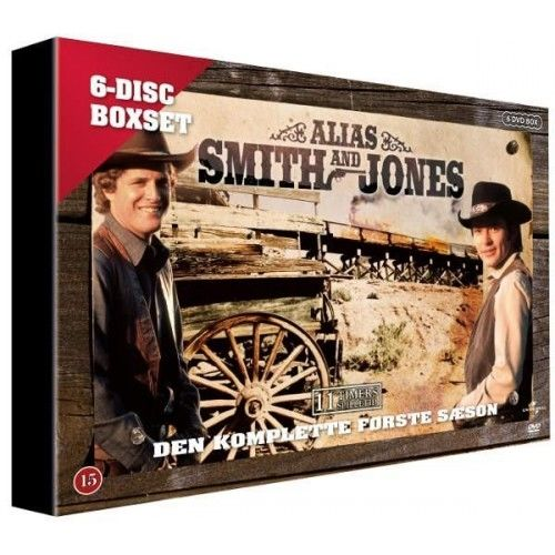 Alias Smith & Jones - Season 1
