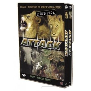 Attack: Elephants & Lions