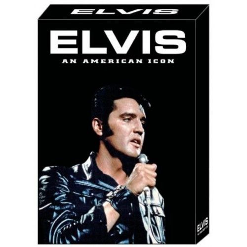 ELVIS  AN AMERICAN ICON