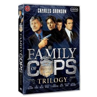 Family of Cops - Trilogy