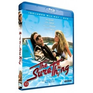 The Sure Thing Blu-Ray