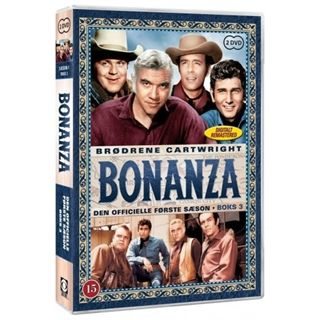 Bonanza - Season 1 Box 3
