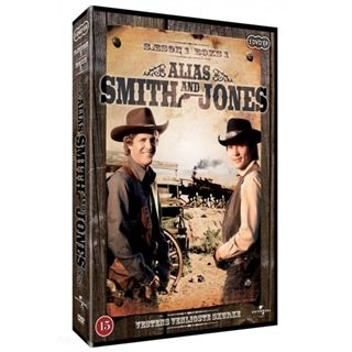 Alias Smith & Jones - Season 1 Boks 1