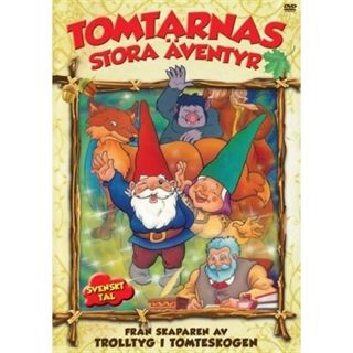 GNOMES GREAT ADVENTURE SVENSK