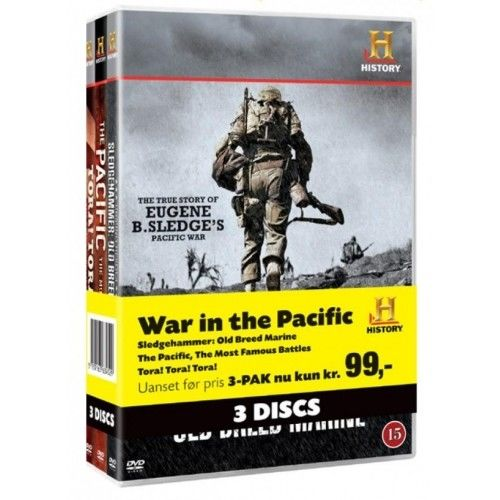 War In The Pacific Boks