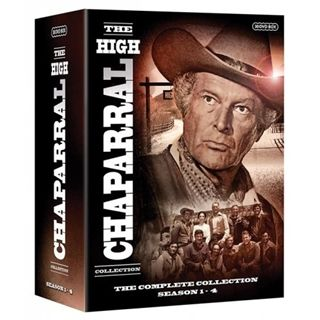 High Chaparral - Complete Collection