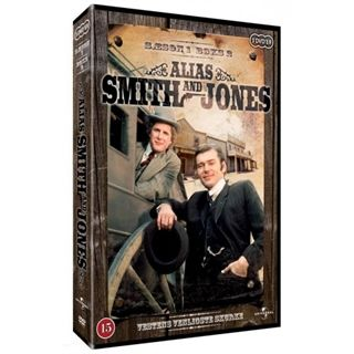 Alias Smith & Jones - Season 1 Boks 2