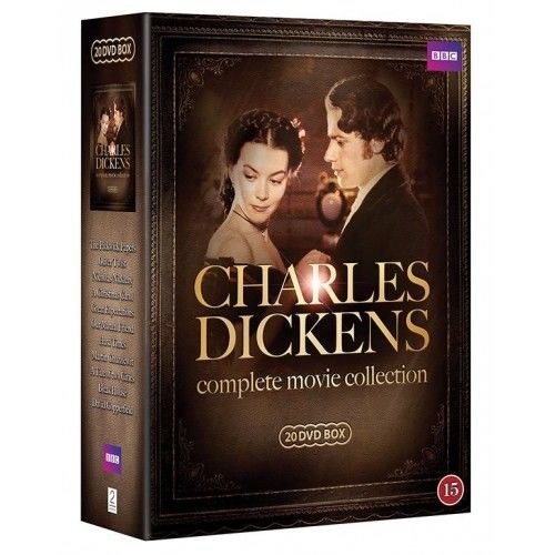 Charles Dickens Complete Movie Collection