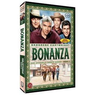 Bonanza - Season 1 Box 2