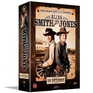Alias Smith & Jones - Season 1-2