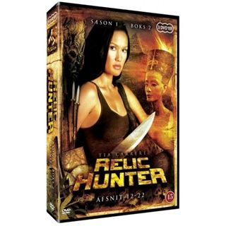 Relic Hunter - Season 1 Box 2