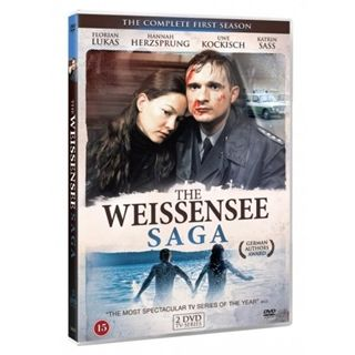 The Weissensee Saga - A Berlin Love Story: sæson 1