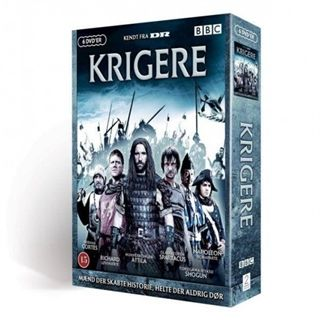 KRIGERE - WARROIRS 6 DVD BOX