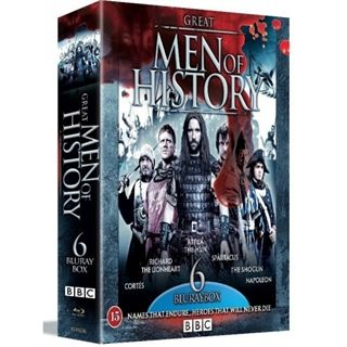 Men of History box coll. BD