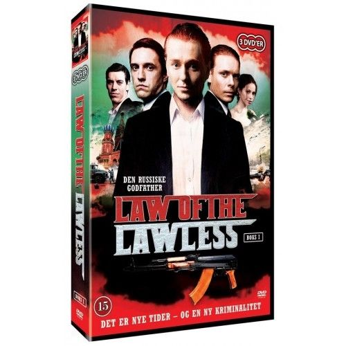 Law Of The Lawless: Boks 1