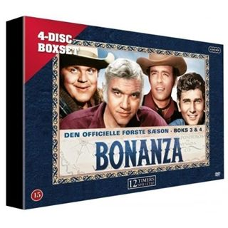 Bonanza - Season 1 Box 3 + 4