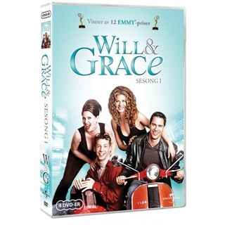 Will & Grace 1. sea NO