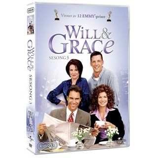 Will & Grace S3 - NO