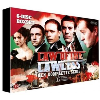 Law Of The Lawless - Complete Box
