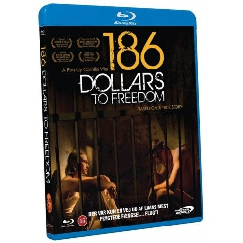186 Dollars to Freedom Blu-Ray