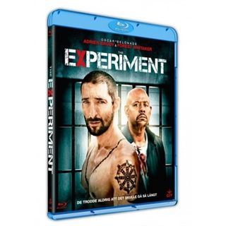 The Experiment Blu-Ray