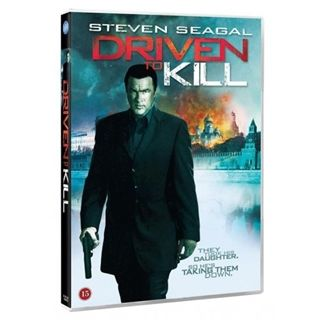 DRIVEN TO KILL DVD S-T