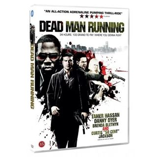 DEAD MAN RUNNING DVD S-T