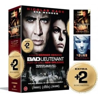 Bad Lieutenant + Bonus Movies