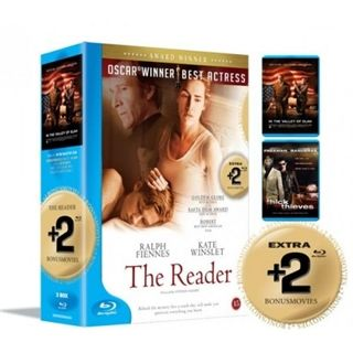 READER, THE + Bonus Movies
