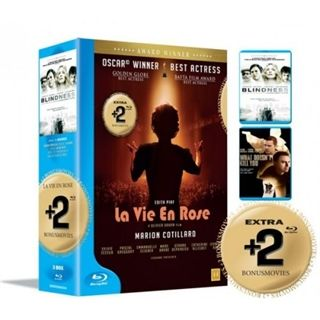 La Vie En Rose+ Bonus Movies