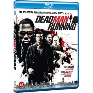 Dead Man Running Blu-Ray