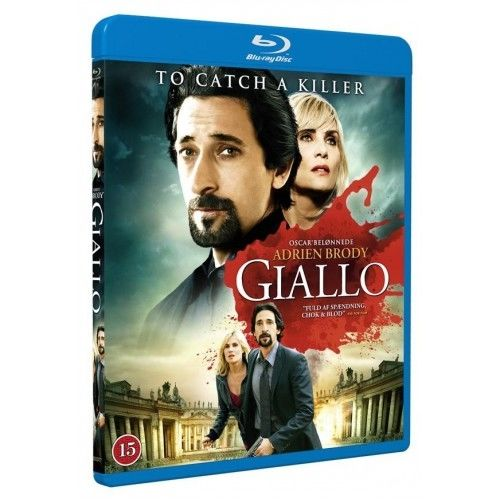 Giallo Blu-Ray