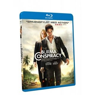 The Burma Conspiracy Blu-Ray