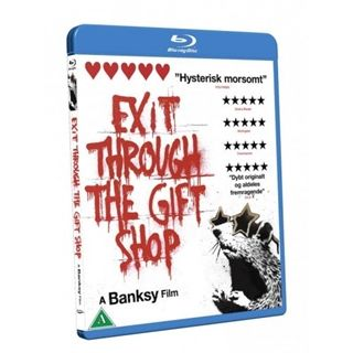 Exit Through The Gift Shop - BluRay