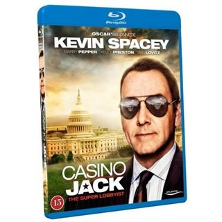 Casino Jack - The Super Lobbyist - BluRay
