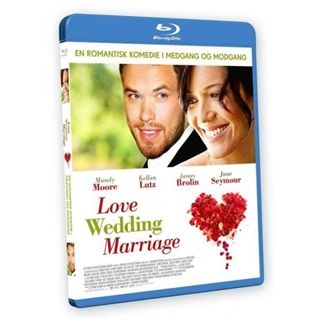 Love, Wedding, Marriage Blu-Ray