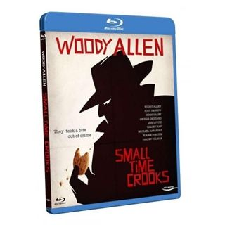 Woody Allen - Small Time Crooks Blu-Ray