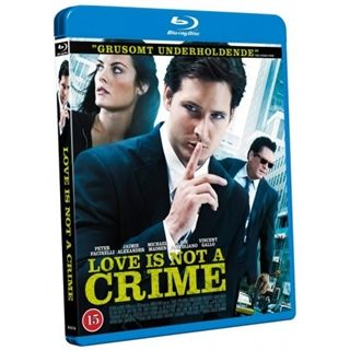 Love Is Not A Crime Blu-Ray