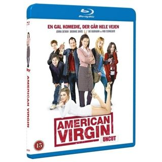 American Virgin - Uncut Blu-Ray