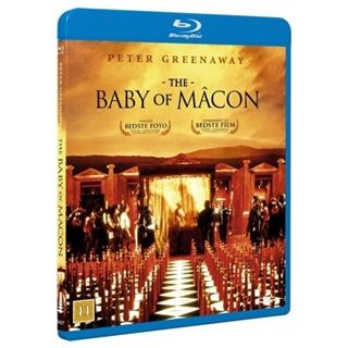 The Baby of Macon Blu-Ray
