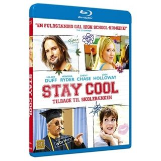 Stay Cool Blu-Ray