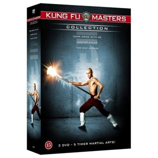 Kung Fu Masters Collecction