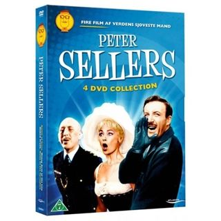 Peter Sellers Collection [4-disc]