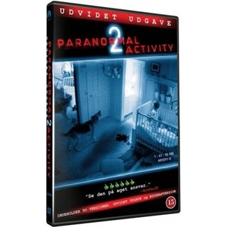 Paranormal Activity 2 [Udvidet Udgave]