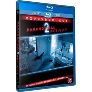 Paranormal Activity 2 Blu-Ray