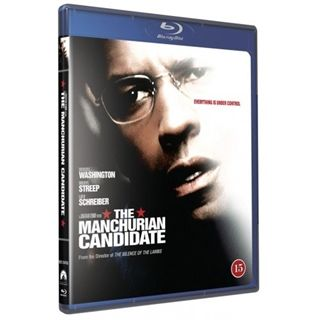 The Manchurian Candidate Blu-Ray