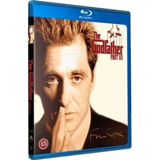 The Godfather Part 3 Blu-Ray - Coppola Restoration