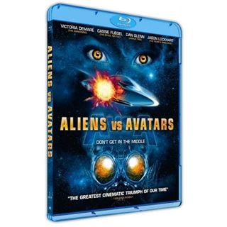 Aliens vs Avatars Blu-Ray